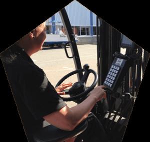 Truckutbildning enligt TLP10. Enligt Arbetsmiljöverket skall den som arbetar med truckar ha en sådan. Det är denna kurs som Arbetsmiljöverket rekommenderar.